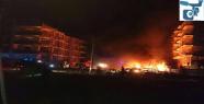 Viranşehir'de adliye lojmanlarına saldırı...