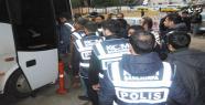 Yasa dışı dinleme operasyonun 7 polis...