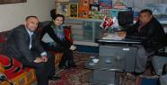 Yaşar Holding'ten Sabah'a ziyaret