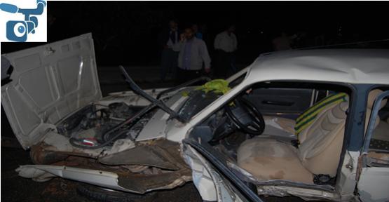 Trafik Kazası; 11 Yaralı