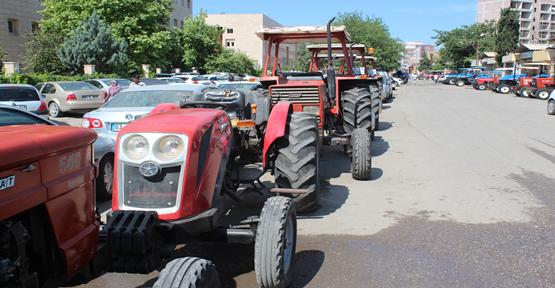 traktor cok alan yok
