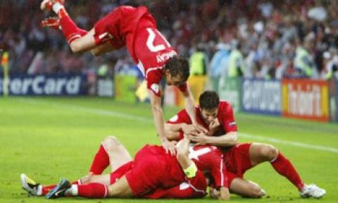 Türkiye Slovakya maçı Urfa'da