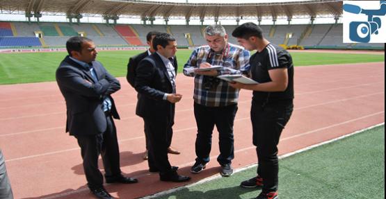 Türkiye Ziraat kupası Final maçı Gap Arena'da