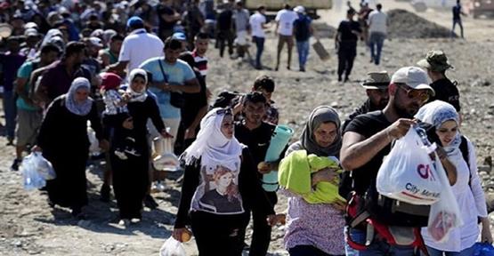 Türkiye'ye yeni göç dalgası!