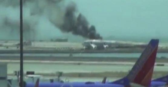 Uçak kazası: 50 ölü