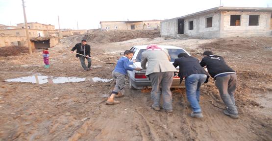 Ulucanlar Köyünde Ulaşım Rezaleti