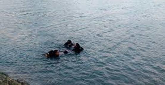 Urfa Barajda erkek ceset bulundu