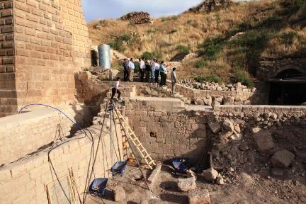 Urfa Kalesi Yeniden Açılıyor
