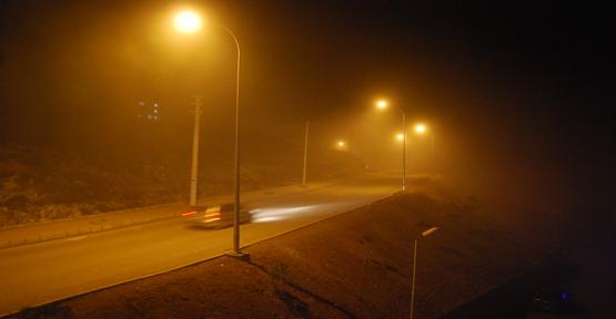 Urfa sis etkisinde