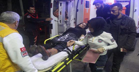 Urfa'da 27 saatlik rehine krizi