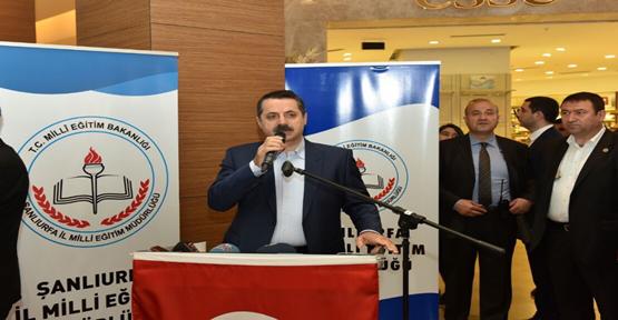 Urfa'da 8'inci Kariyer Günleri başladı