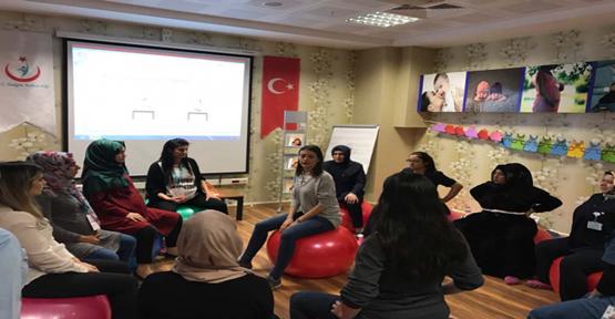 Urfa'da Anne Adaylarına Sınıf Açıldı