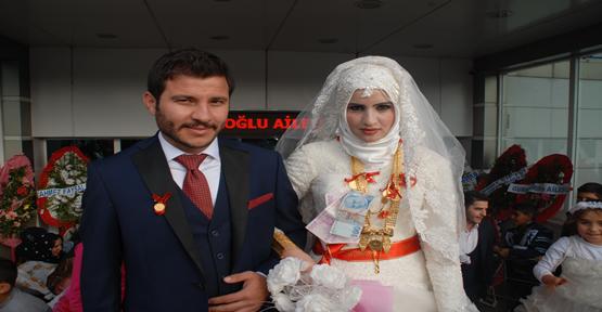 Urfa'da Aşiret düğünü muhteşem oldu