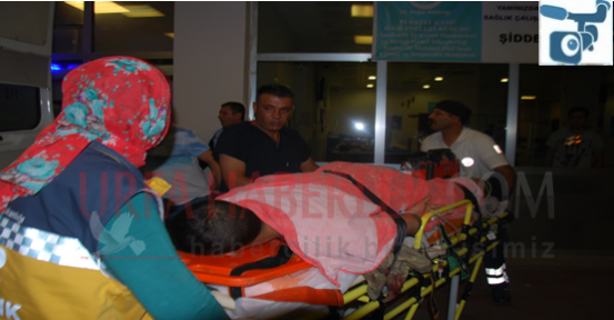Urfa'da Asker Yaralandı