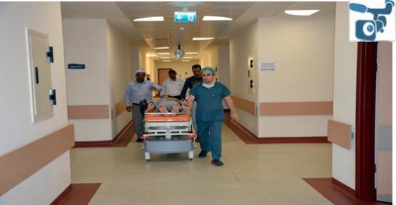 Urfa'da aynı anda iki büyük operasyon