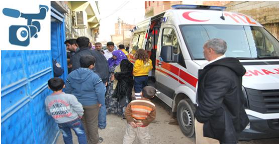 Urfa'da bir kadın, evinde ölü bulundu.