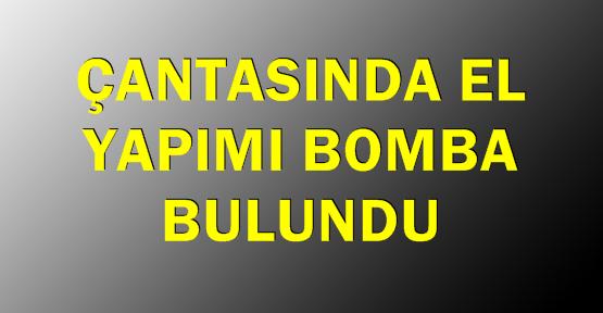 Urfa'da Bombacı yakalandı