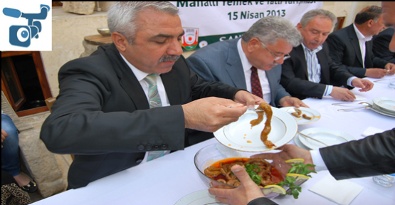 Urfa'da Lezzetler Yarıştı