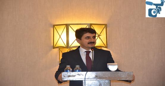"""Urfa'da """"Maddi Manevi Tazminat, Haksız Fiil, Trafik Kazaları' çalıştayı"""