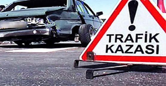 Urfa'da otomobil motosikleti çarptı, 1 ölü