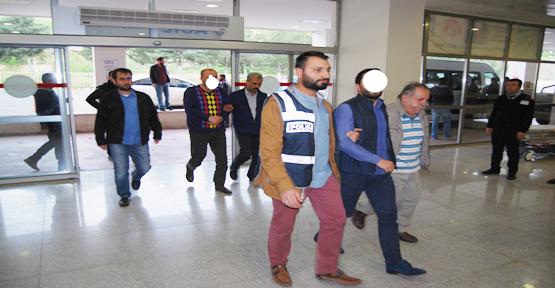 Urfa'da sağlık alanında büyük operasyon, 12 tutuklama