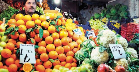 Urfa'da sebze fiyatları düşmüyor