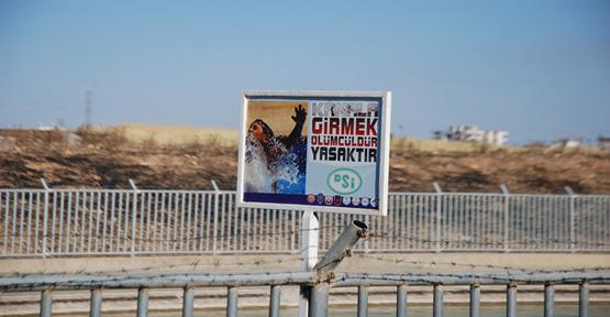 Urfa'da Sulama Kanalına Düşen Kız Kayboldu