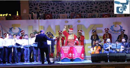 Urfa'da Tasavvuf Ve Mehter Konseri Beğeni Topladı