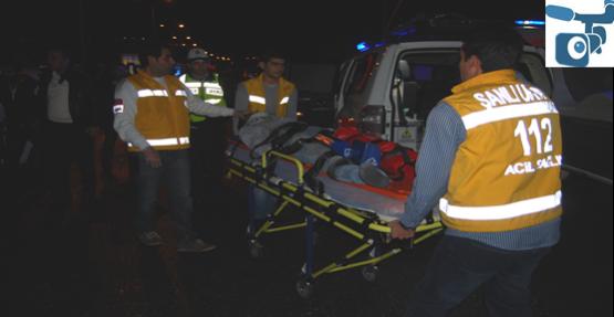 Urfa'da Trafik kazası; 4 yaralı