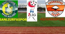Şanlıurfaspor 2-1 Adanaspor