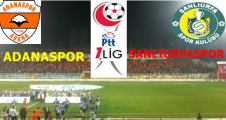 Adanaspor 1-1 Şanlıurfaspor