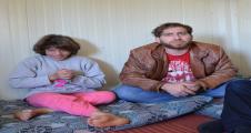 Zihinsel engelli kızı için Almanya'ya gitti,geri döndü