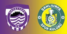 Hacettepespor 1-0 Şanlıurfaspor