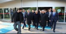 Ulaştırma Denizcilik ve Haberleşme Bakanı Arslan Şanlıurfa'da