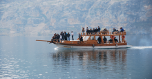 Halfeti'de Turizm Sezonu Açıldı