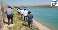 Urfa'da iki kişi kanala düştü