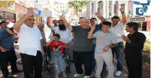 Urfa'da Engelliler Dövizlerini Bozdurdu