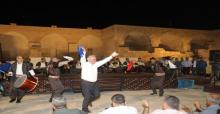 Bakan Ersoy Urfa'da Sıra Gecesine Katıldı