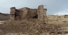 Yağmur, Bazı Köylerde Toprak Ve Kerpiç Evlerin Yıkılmasına Neden Oldu
