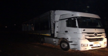 Urfa'da Tır Sürücüsünü Öldürüp Yükünü Çaldılar