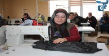 Dezavantajlı Kadınlara Tekstil Kursu