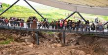 Göbeklitepe, Üç Ayda 100 Bin Turist Ağırladı