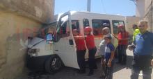 Urfa'da Servis Evin Duvarına Çarptı, 7 Yaralı
