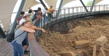 Göbeklitepe'ye, 2019 Yılının İlk 7 Ayında 2 Milyon Kişi Ziyaret Etti
