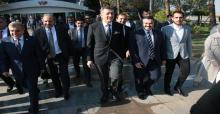 Mili Eğitim Bakanı Ziya Selçuk Urfa'da