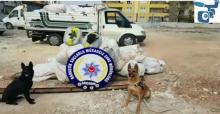 Urfa'da 254 Kilogram Esrar Ele Geçirildi