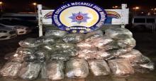 Şanlıurfa'da 241 kilo esrar ele geçirildi, 4 kişi tutuklandı