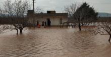 Urfa'da mahsur kalanlar kurtarıldı