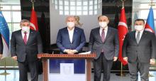 İçişleri Bakanı Urfa'da