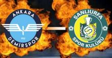 Ankara Demirspor 7-0 Şanlıurfaspor